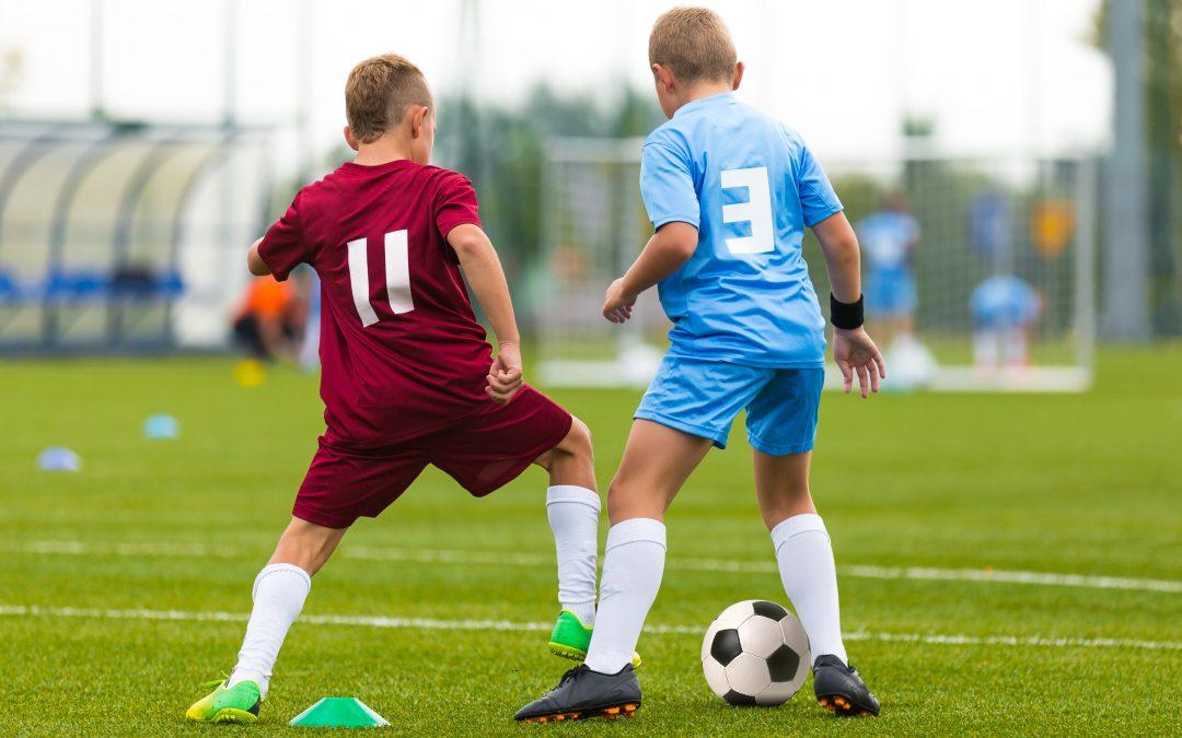 Estructuración de la Sesión de Entrenamiento en Fútbol Base